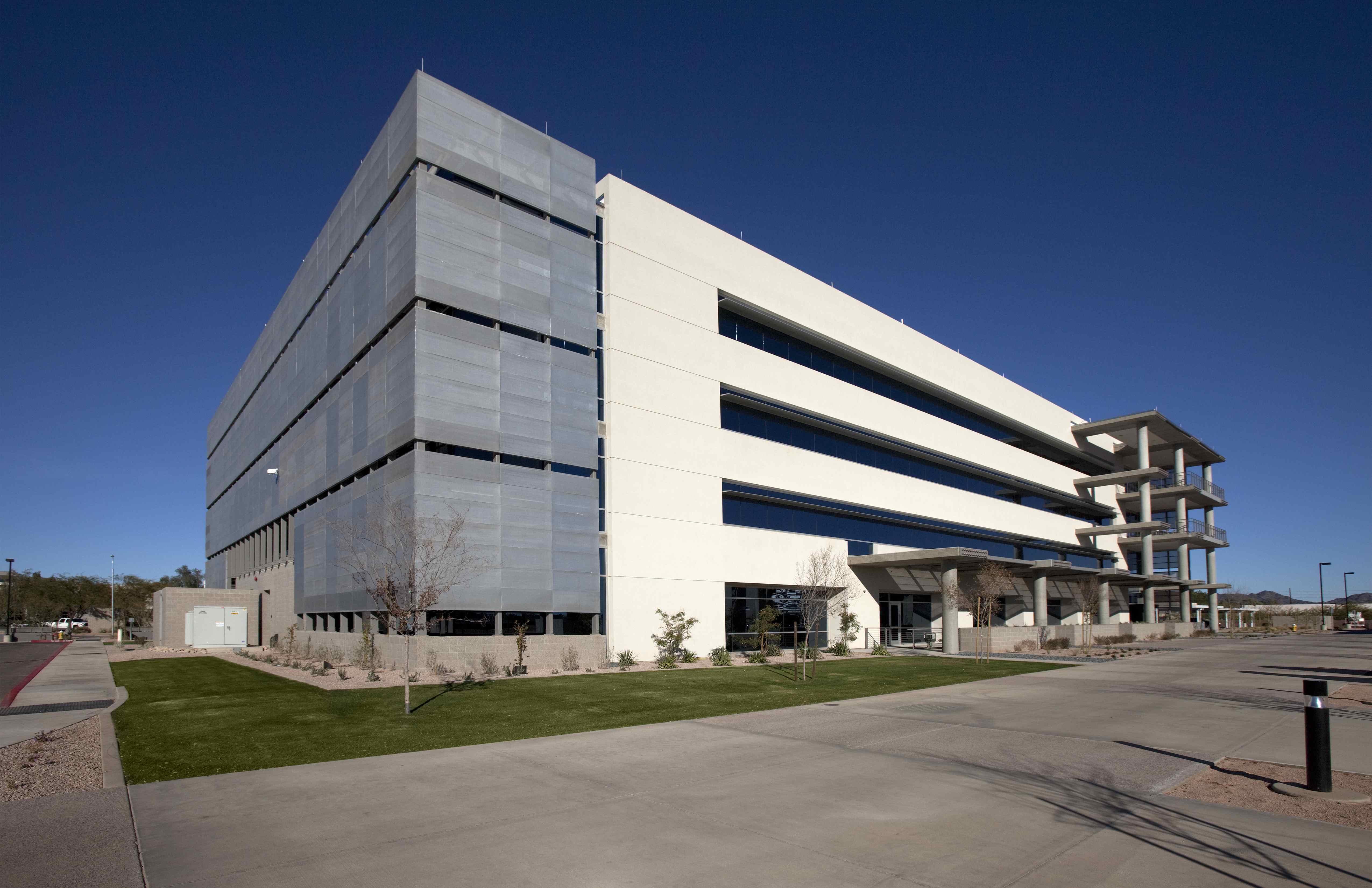 BCBS Exterior