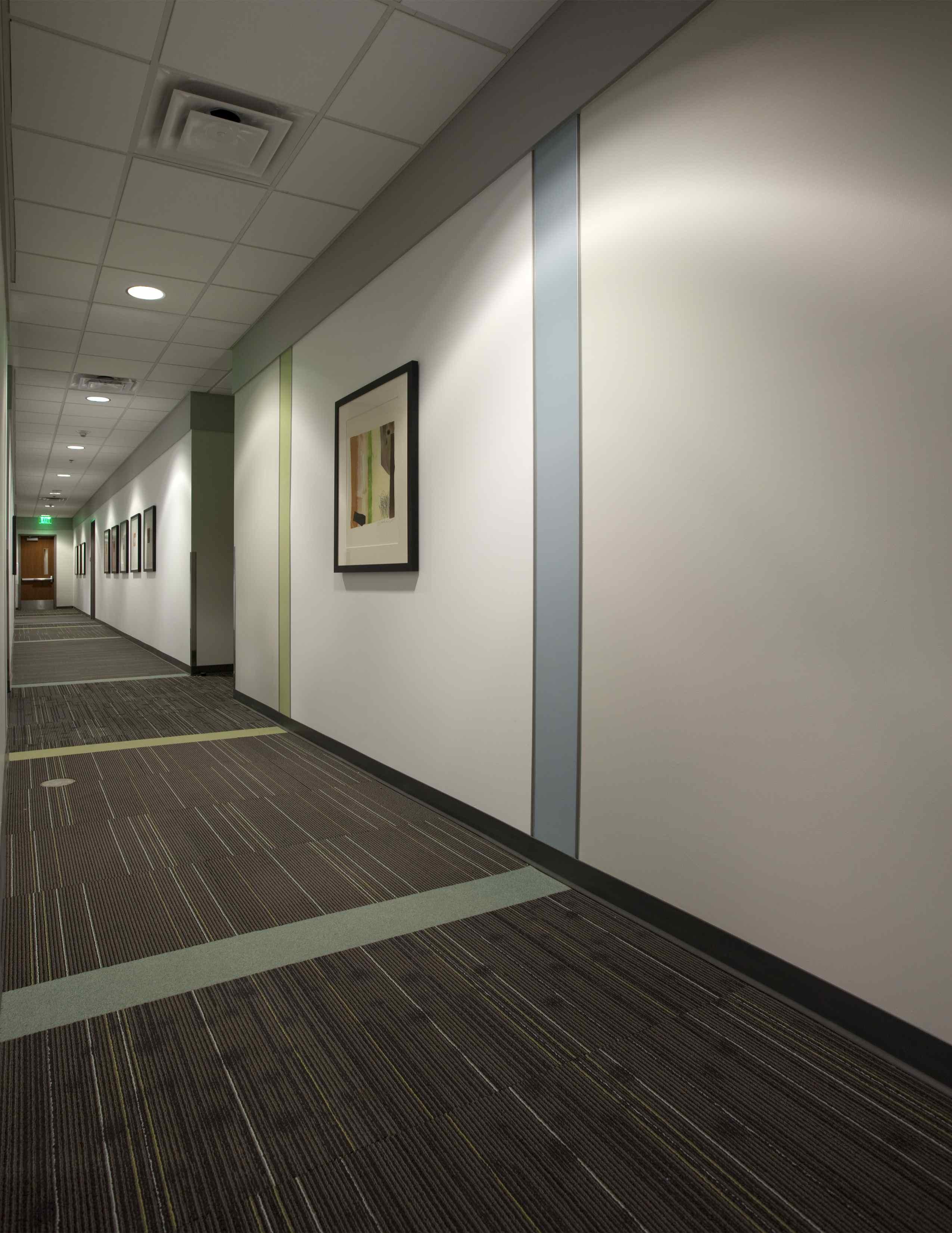 BCBS Hallway