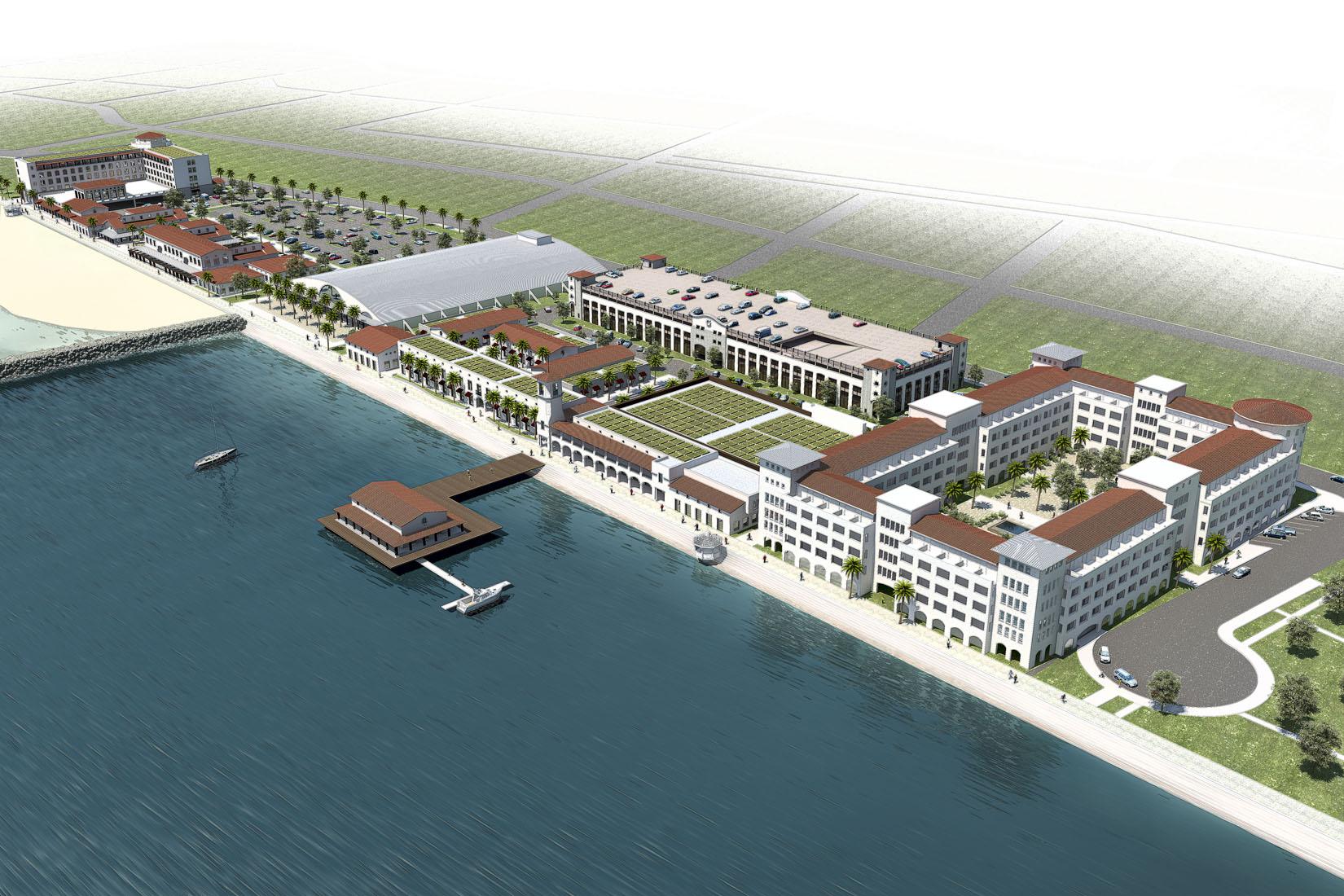 Corpus Christi (Marina District)